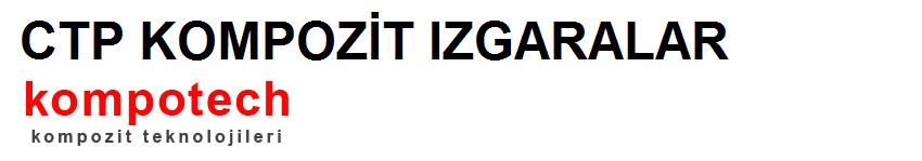 kompotech CTP IZGARALAR Logo